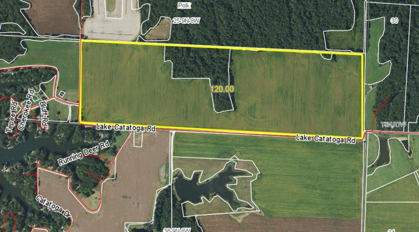 120 acre web aerial