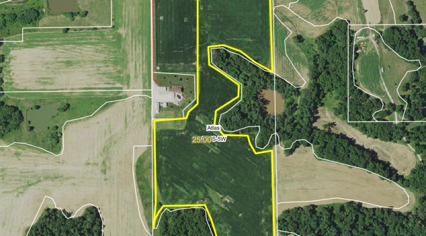 42 acre field web aerial