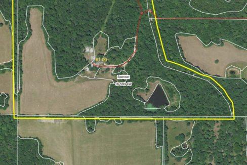 61 acre web aerial
