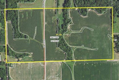 81 acre web aerial