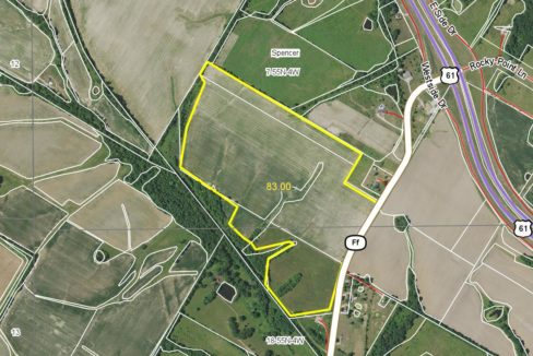 98 acre field web aerial