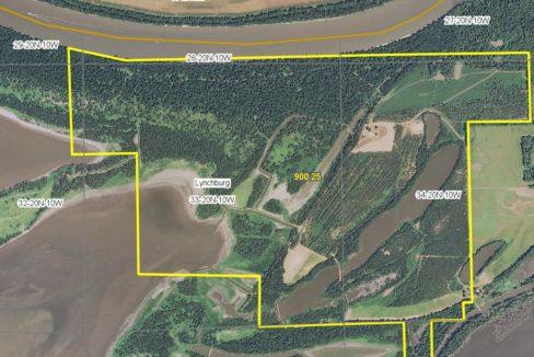 Degroot 910 Acres Web Aerial