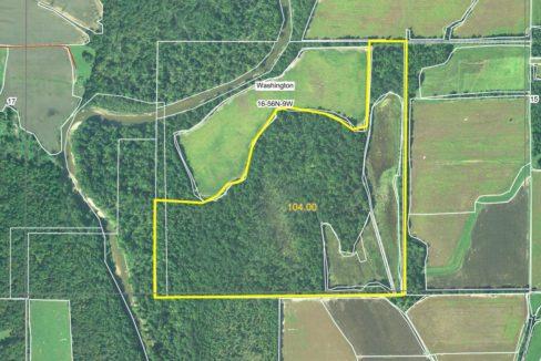 104 acre web aerial
