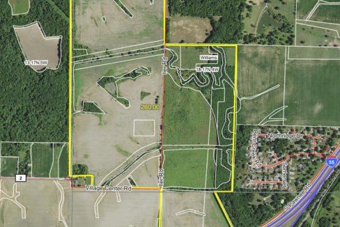 260 acre web aerial