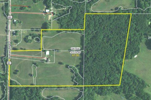 47 acre web aerial