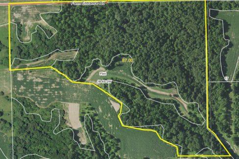 87 acre web aerial